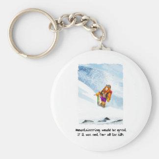 07. Mountain Keychain