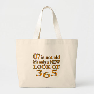 07 New Look Of 365 Large Tote Bag