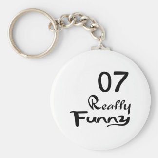 07 Really Funny Birthday Designs Keychain