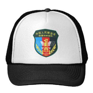 07 s series China PLA 26th Army JiNan Military Reg Hats