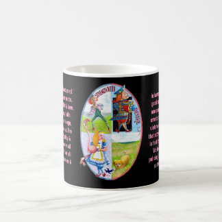08. Strength - Alice tarot Coffee Mug