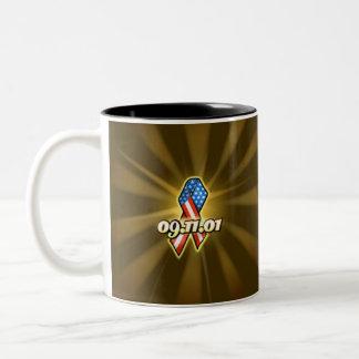 09.11.01 Ribbon Memorial Mug