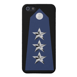 09 Lieutenant General USAF iPhone 5/5S Covers