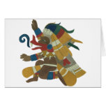 09.Quetzalcoatl - Mayan / Aztec Creator God Kort