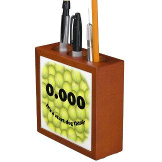 0.000, The perfect Start, It's A Start Dog Thing! Desk Organizer