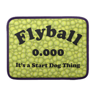 0.000, The perfect Start, It's A Start Dog Thing! MacBook Air Sleeve