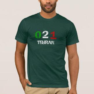 0, 2, 1, TEHRAN T-Shirt
