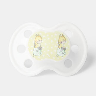 0-6 months Boogin Head little giraffe Pacifier