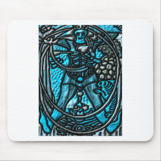"""0 The Fool """" Tarot"" ""Bred Meli "" Mouse Pad"