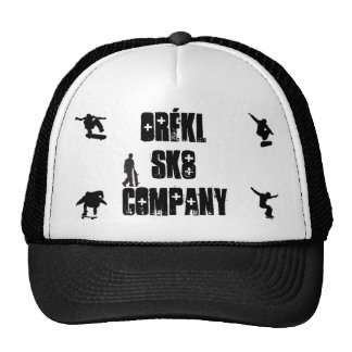 0rkl Sk8 Company - Figures of Skate Hat