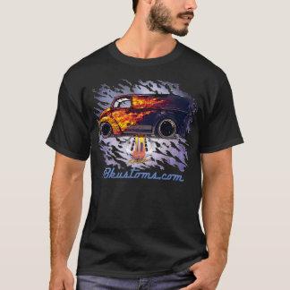 0yr Real Flame Divco-purple rip T-Shirt