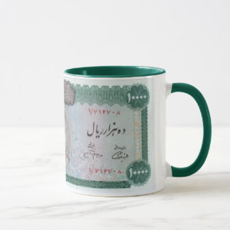 10000 Rials Mug