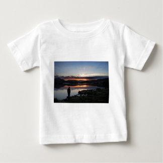 1000 Island Lake Sunrise - Ansel Adams Wilderness Baby T-Shirt