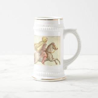 1001 Arabian Nights: The Enchanted Horse Beer Steins