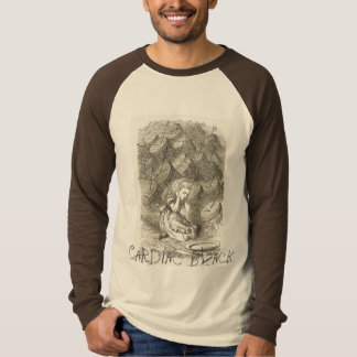 10023107~Drums-Alice-Covers-Her-Ears-to-the-Sou... T-Shirt