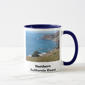 100_0334, Northern California Coast Mug