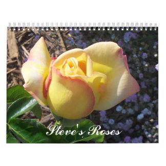 100_1907, Overton Roses 2006 Wall Calendars