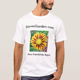 100_5491, DavesGarden.com, Where Friendships Be... T-Shirt