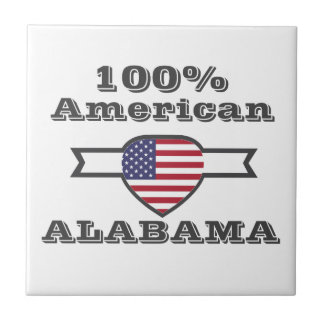 100% American, Alabama Ceramic Tiles