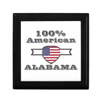 100% American, Alabama Gift Box