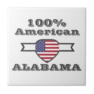 100% American, Alabama Tile