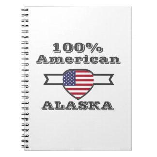 100% American, Alaska Notebook