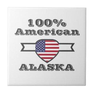 100% American, Alaska Tile
