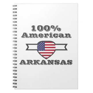 100% American, Arkansas Notebook