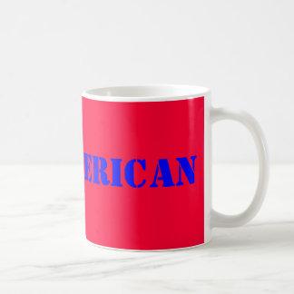 100% American Basic White Mug