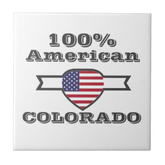100% American, Colorado Tile