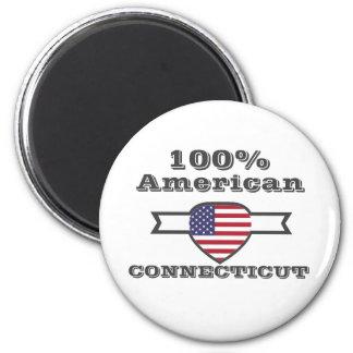 100% American, Connecticut Magnet