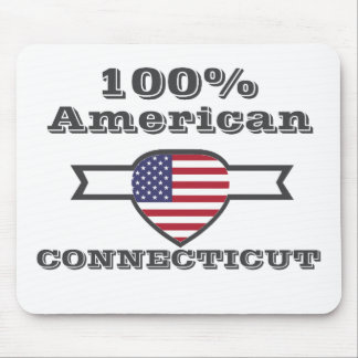 100% American, Connecticut Mouse Pad