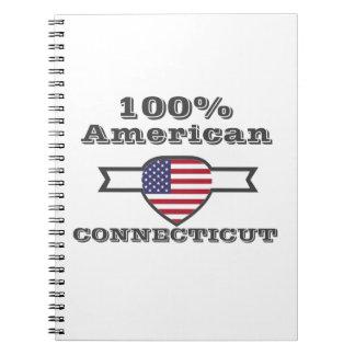 100% American, Connecticut Notebook