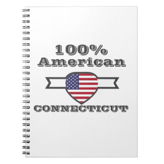 100% American, Connecticut Notebooks
