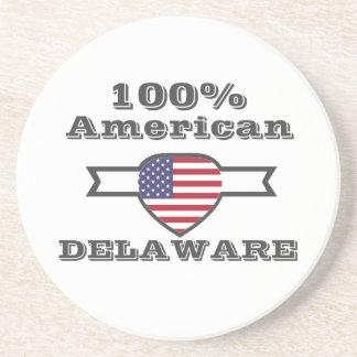 100% American, Delaware Coaster