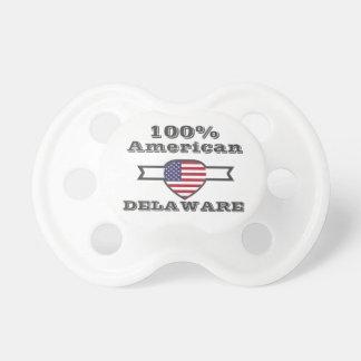 100% American, Delaware Pacifier