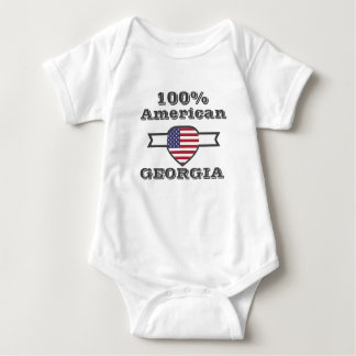 100% American, Georgia Baby Bodysuit