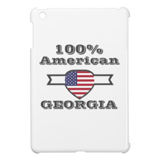 100% American, Georgia iPad Mini Cover