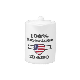 100% American, Idaho