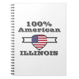 100% American, Illinois Notebook