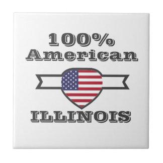 100% American, Illinois Tile