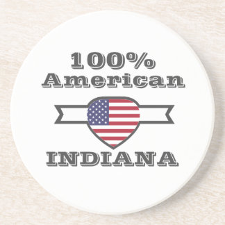 100% American, Indiana Coaster