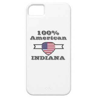 100% American, Indiana iPhone 5 Covers