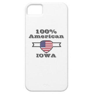 100% American, Iowa iPhone 5 Covers