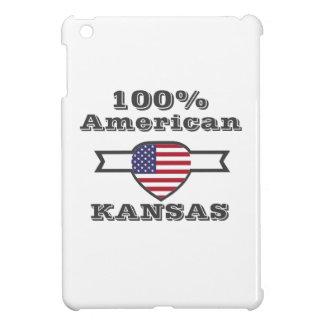 100% American, Kansas iPad Mini Cases