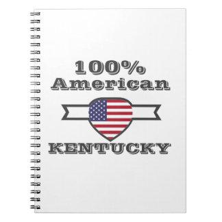 100% American, Kentucky Notebooks
