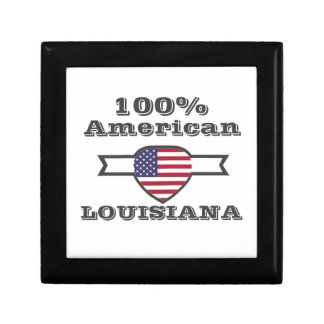 100% American, Louisiana Gift Box