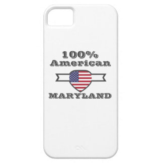 100% American, Maryland iPhone 5 Cover