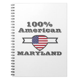 100% American, Maryland Notebook