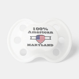 100% American, Maryland Pacifier